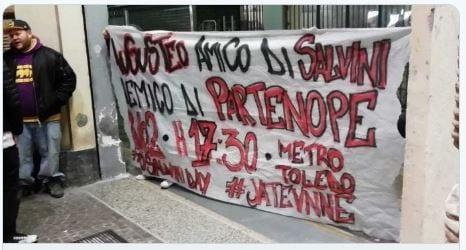 Sardine a Pesaro, Santori sulle elezioni regionali: