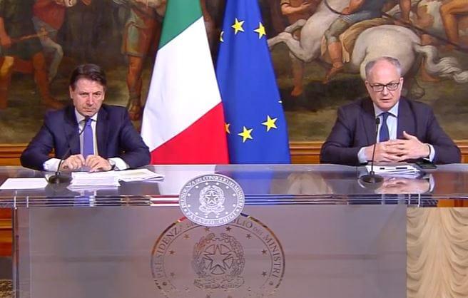 eurobond GIUSEPPE CONTE ROBERTO GUALTIERI