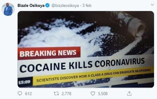 cocaina coronavirus 1