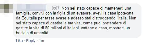 conte commenti coronavirus italiani - 11