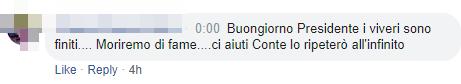 conte commenti coronavirus italiani - 15