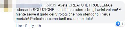 conte commenti coronavirus italiani - 2