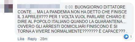 conte commenti coronavirus italiani - 5