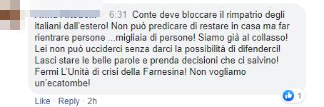 conte commenti coronavirus italiani - 6