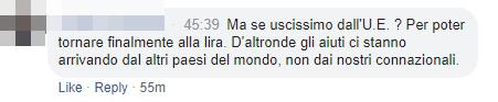conte commenti coronavirus italiani - 7