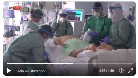 coronavirus terapia intensiva ospedale bergamo