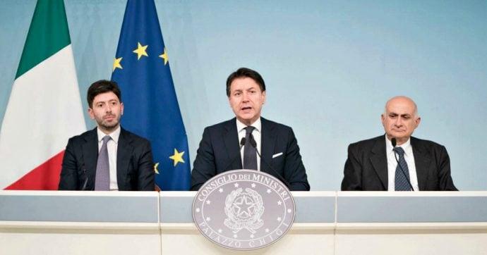 Gli avvisi di garanzia per Conte e sei ministri
