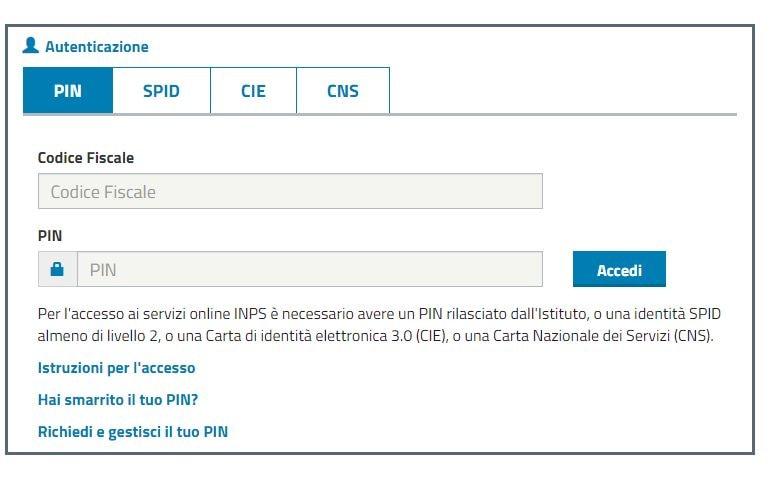 L'INPS e il bonus 600 euro per le Partite IVA da oggi (senza