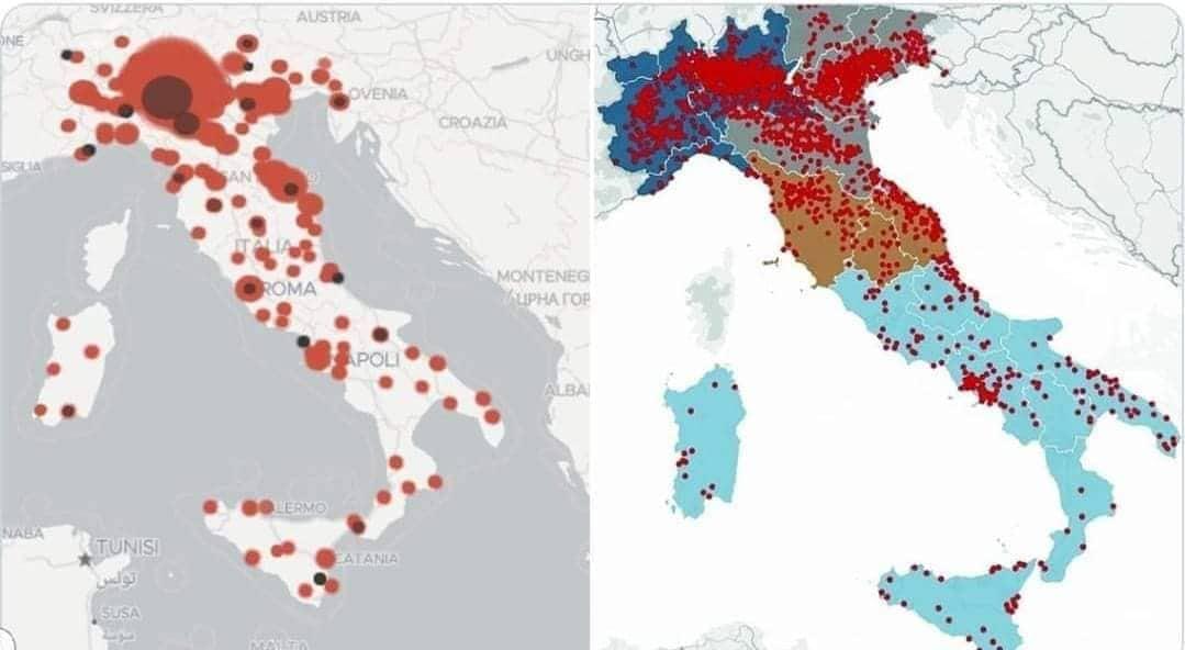 Palombelli contro il sud: 'Più contagi al nord perchè vanno a lavorare'