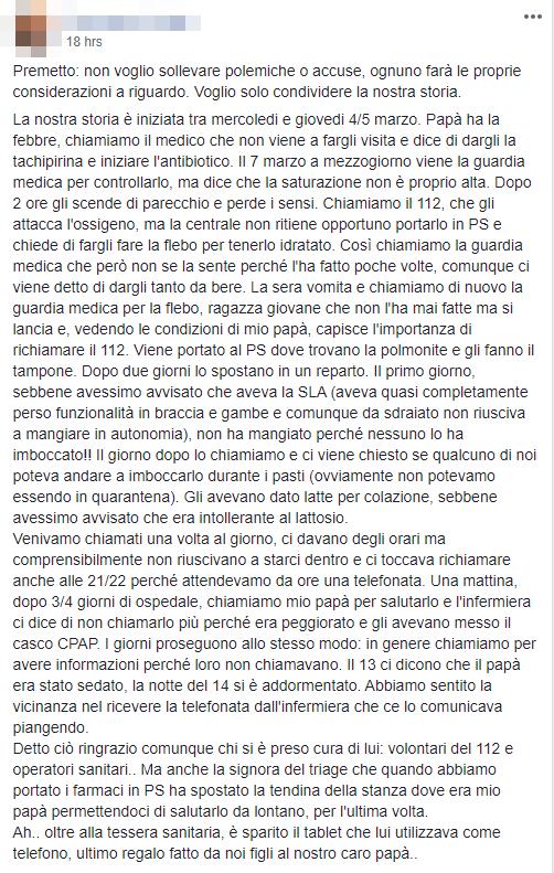 nembro bergamo coronavirus covid-19 morti - 9