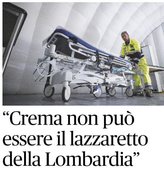 ospedale crema lazzaretto lombardia