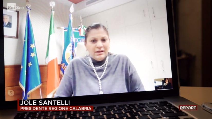 La 'ndrangheta e le supercazzole di Jole Santelli