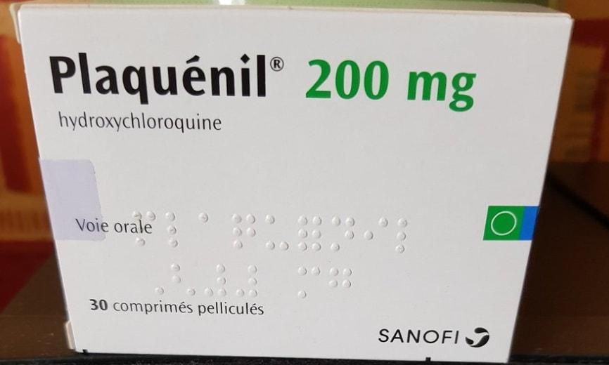 plaquénil clorochina idroclorochina