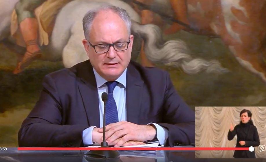 Giuseppe Conte: DPCM buoni spesa per 400 milioni ai poveri e