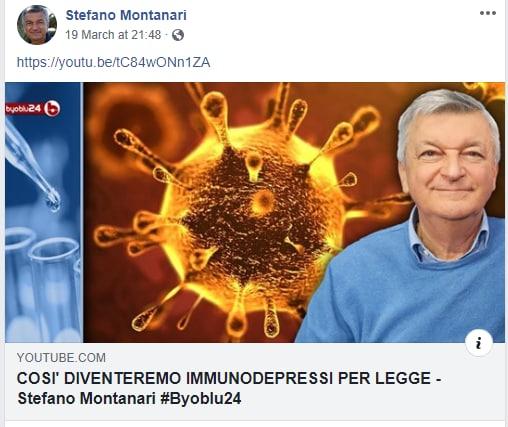 stefano montanari coronavirus covid-19 vaccini -3