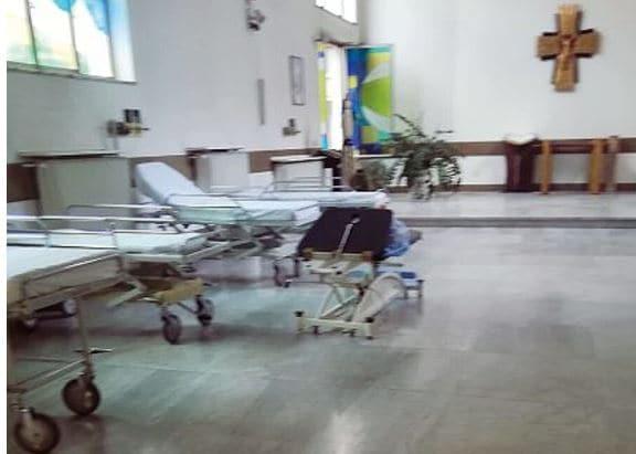 torino posti letto cappella ospedale 1