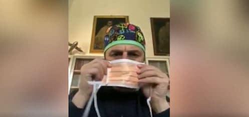 Coronavirus, quali mascherine: il tutorial del medico su Fac