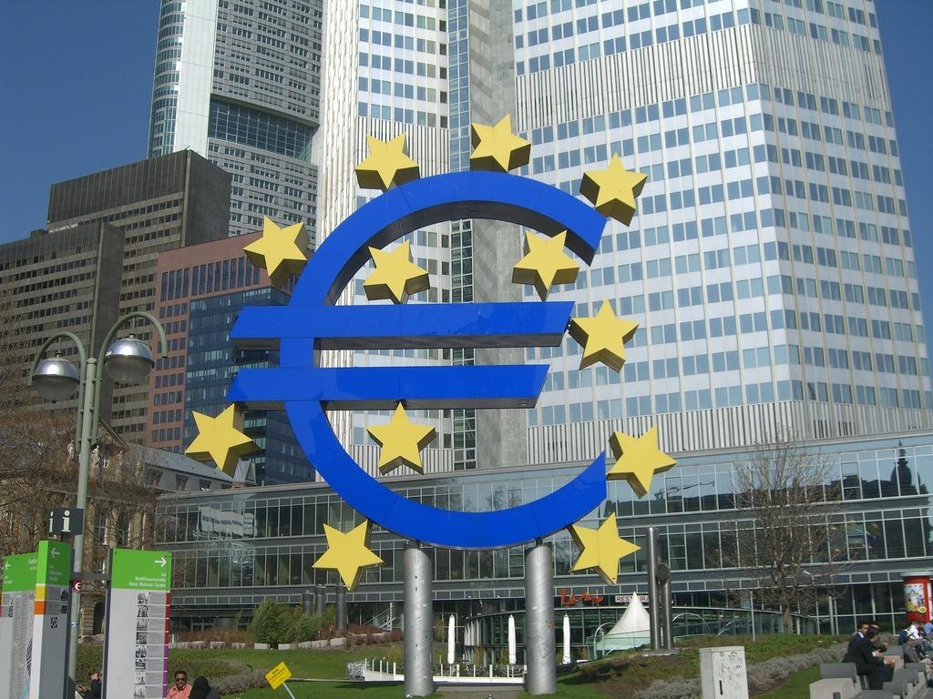 banca centrale europea bce