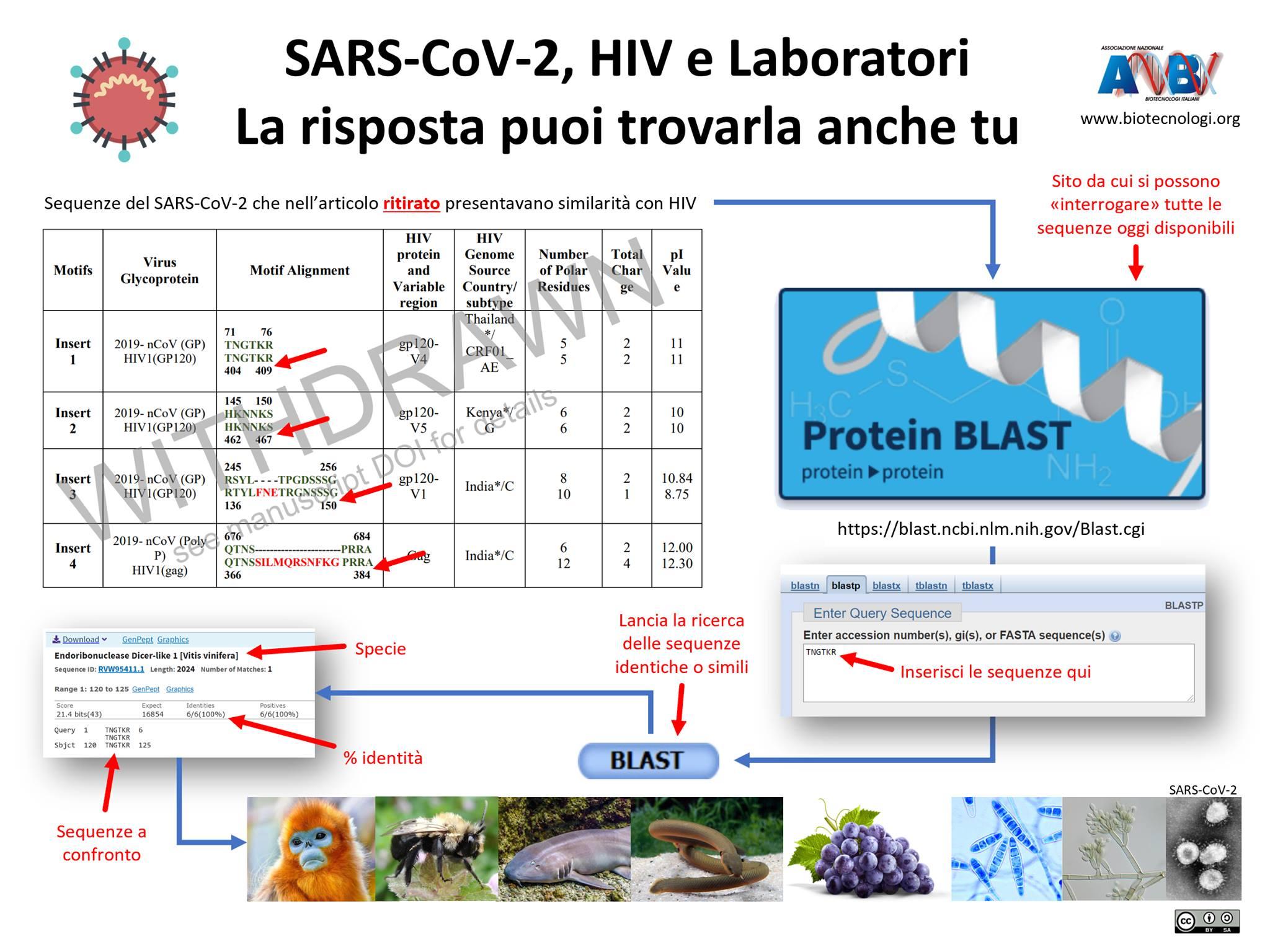 biotecnologi coronavirus hiv