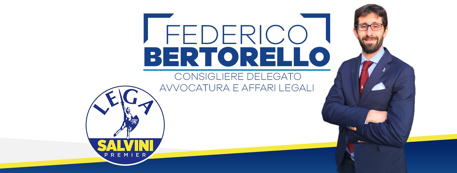 Federico Bertorello: il consigliere leghista a Genova multat