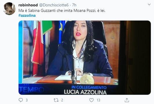 Lucia Azzolina a Che tempo che fa e le due ipotesi per gli e