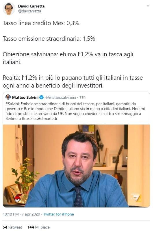 salvini bot italiani