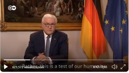 steinmeier presidente germania