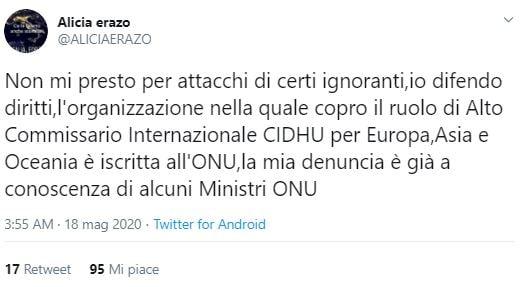 alicia erazo onu allarme diritti umani violati in italia 4