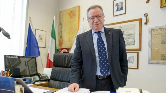 Il presidente della Fondazione Santa Chiara Corrado Sancilio