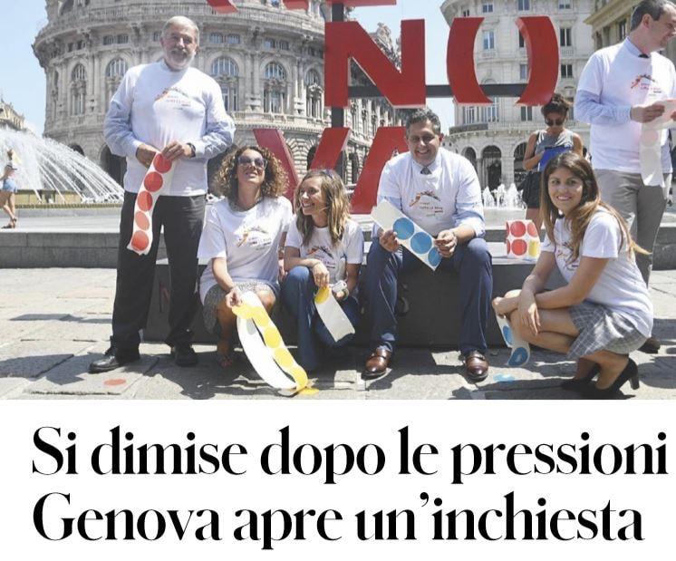 Elisa Serafini: l'assessora di Genova andata via per non ave