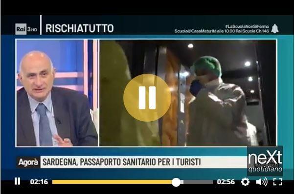 giuseppe ippolito patentini immunità coronavirus sicilia sardegna