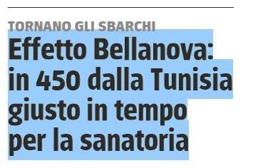 """Come Salvini spinge i """"clandestini"""" in Italia con le balle s"""