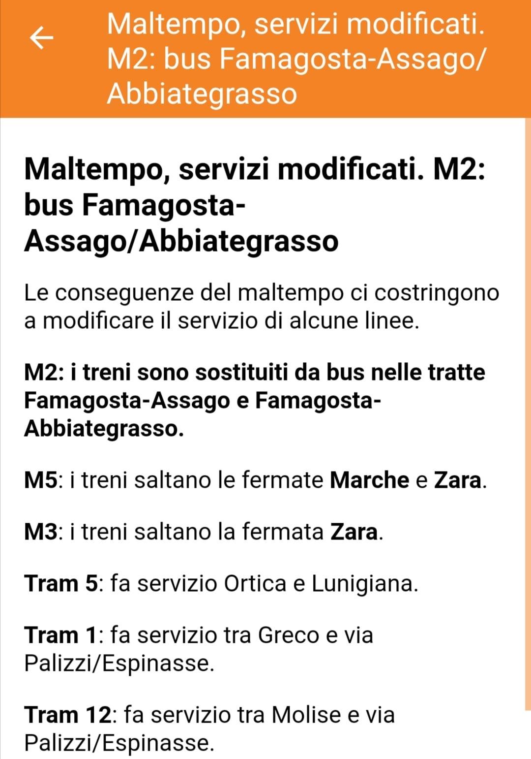 seveso esondazione oggi m2