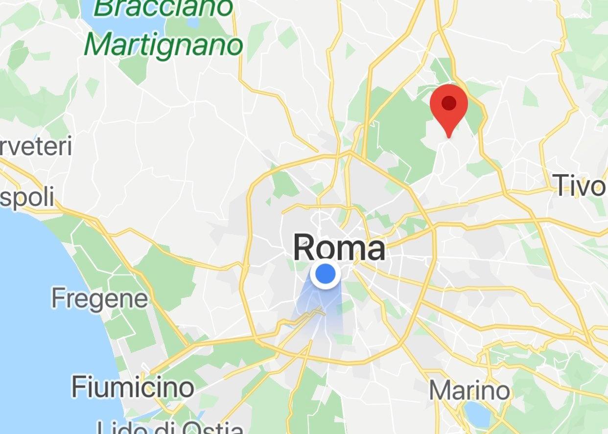 terremoto roma oggi 11 maggio 2020 zona bassa sismicità