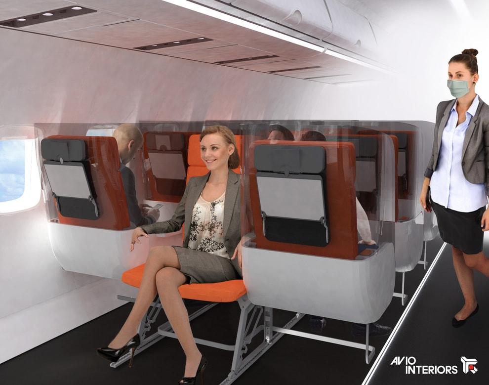 viaggi aereo coronavirus