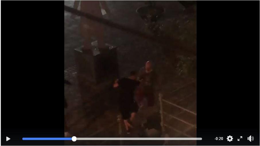 Napoli, picchia con violenza la moglie incita e perde il bam