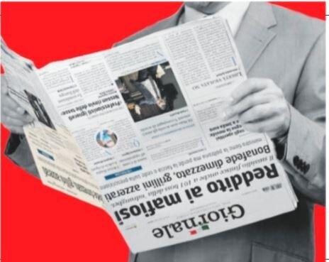 Il Giornale si offende per Beppe Grillo ma…