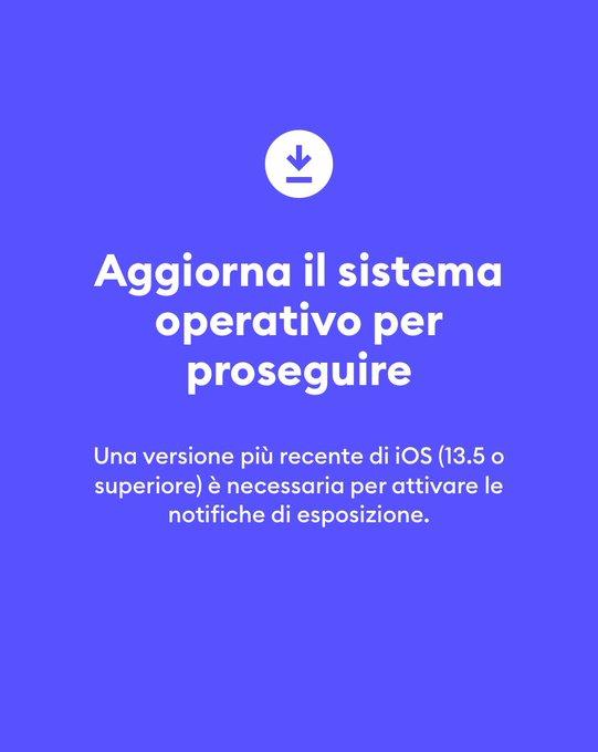 immuni sistema operativo ios android 1