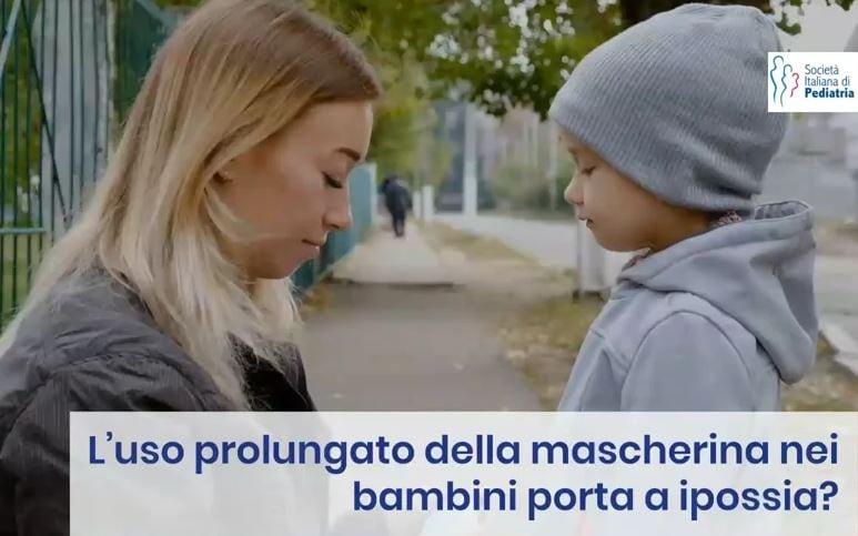 pediatri mascherine bambini