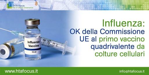 vaccino antinfluenzale quadrivalente adiuvato
