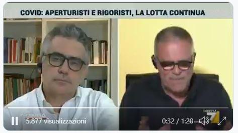 Alberto Zangrillo ne ha le palle piene di COVID-19