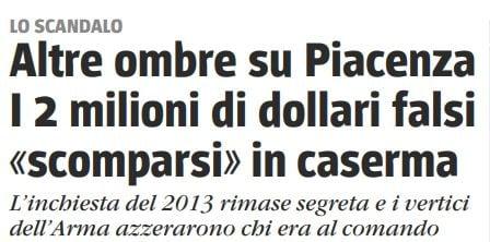 Dalla caserma Levante di Piacenza al Cpr di Ponte Galeria
