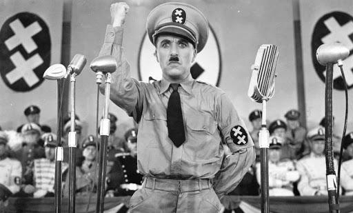 charlie chaplin dittatore