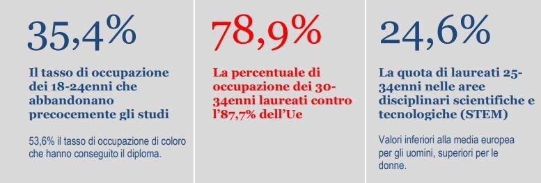 istat italiani ignoranti europa