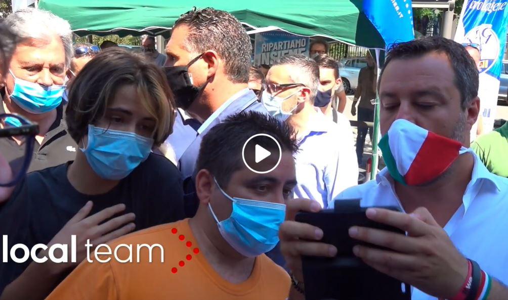 Lo scontro tra il figlio di Selvaggia Lucarelli e Matteo Salvini a ...
