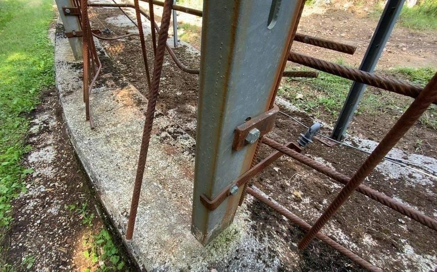 orso m49 gabbia fuga casteller 1