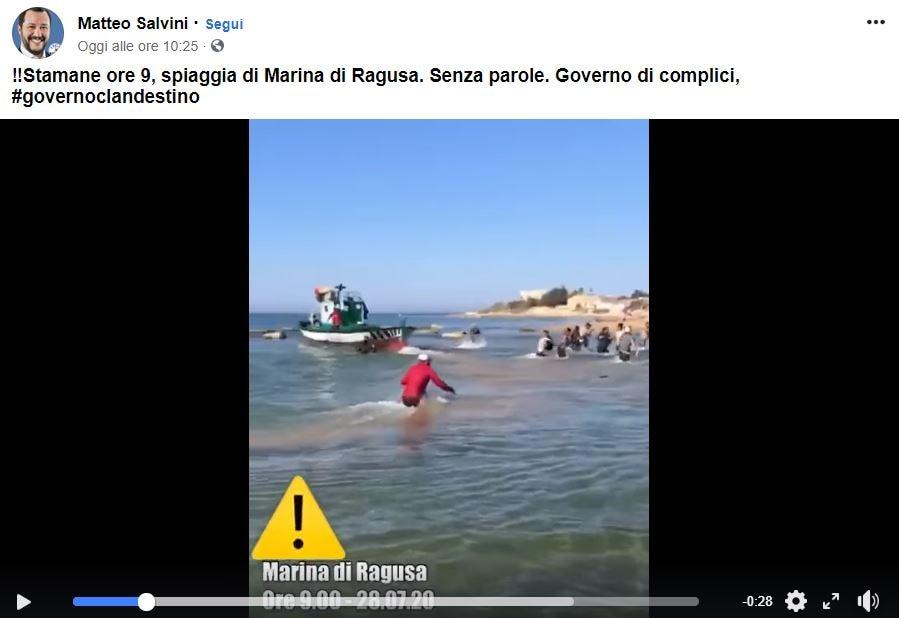 video clandestini marina di ragusa
