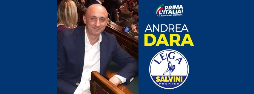 Andrea Dara (Lega) si scusa e spiega: il bonus 600 euro l'ha chiesto mia madre