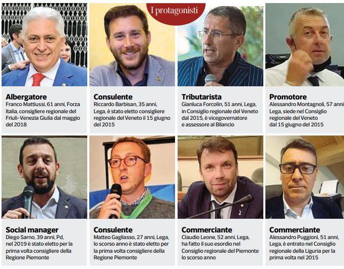 """Leghisti, PD e Forza Italia: chi ha """"confessato"""" di aver preso il bonus 600 euro"""