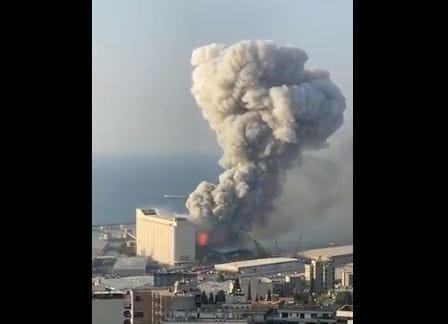 «Non credo al nitrato di ammonio per le esplosioni di Beirut»
